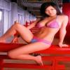 Pink Bikini Asian